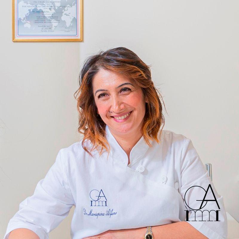 Dottoressa Mariapina Alfano