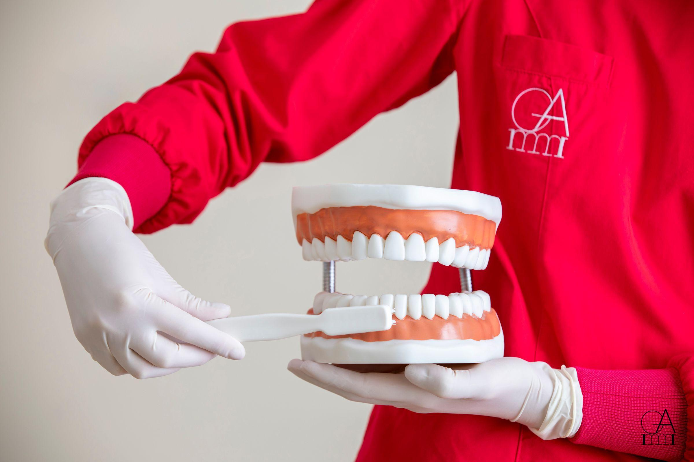 Studio Odontoiatrico Mariapina Alfano - Igiene