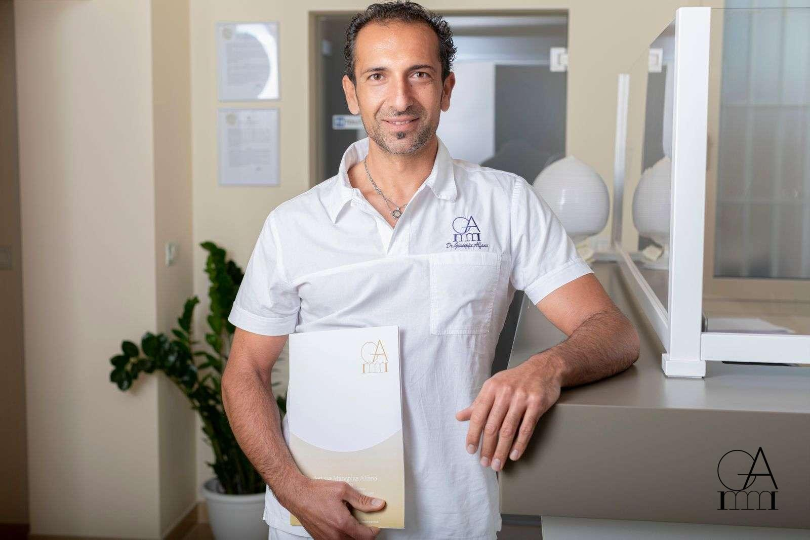 Studio Odontoiatrico Mariapina Alfano - Il TEAM - Dottor Giuseppe Alfano