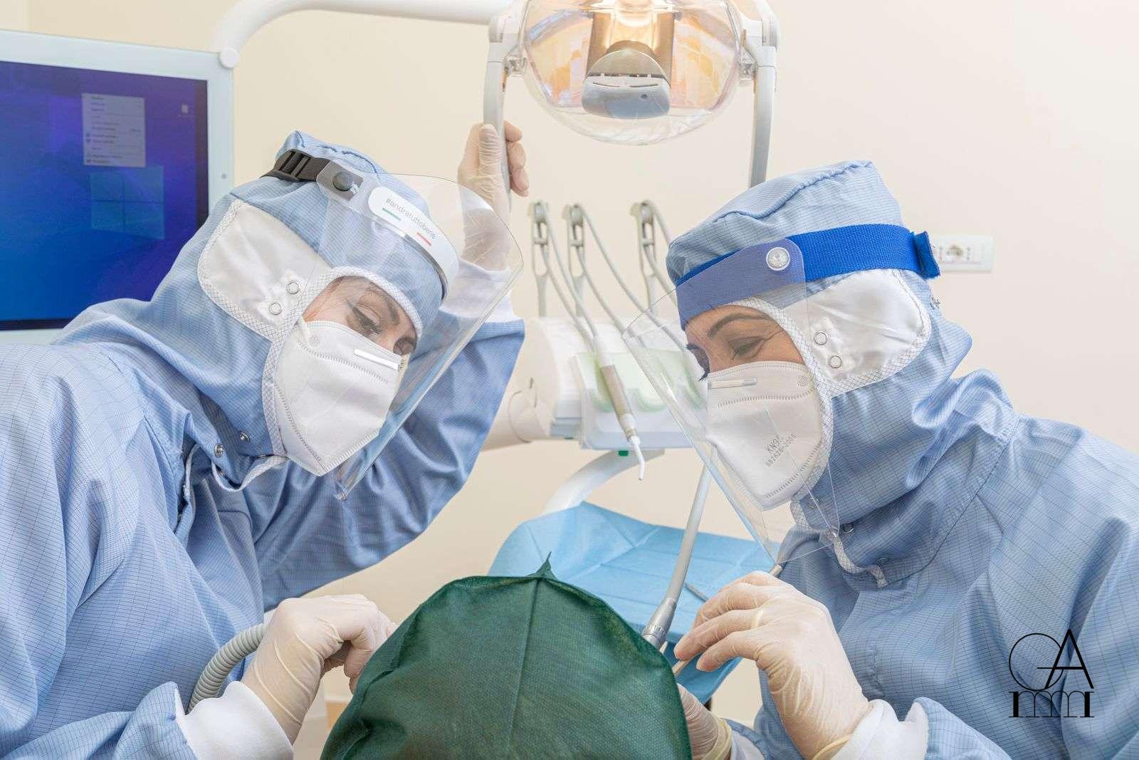 Studio Odontoiatrico Mariapina Alfano - Sezione Covid-19