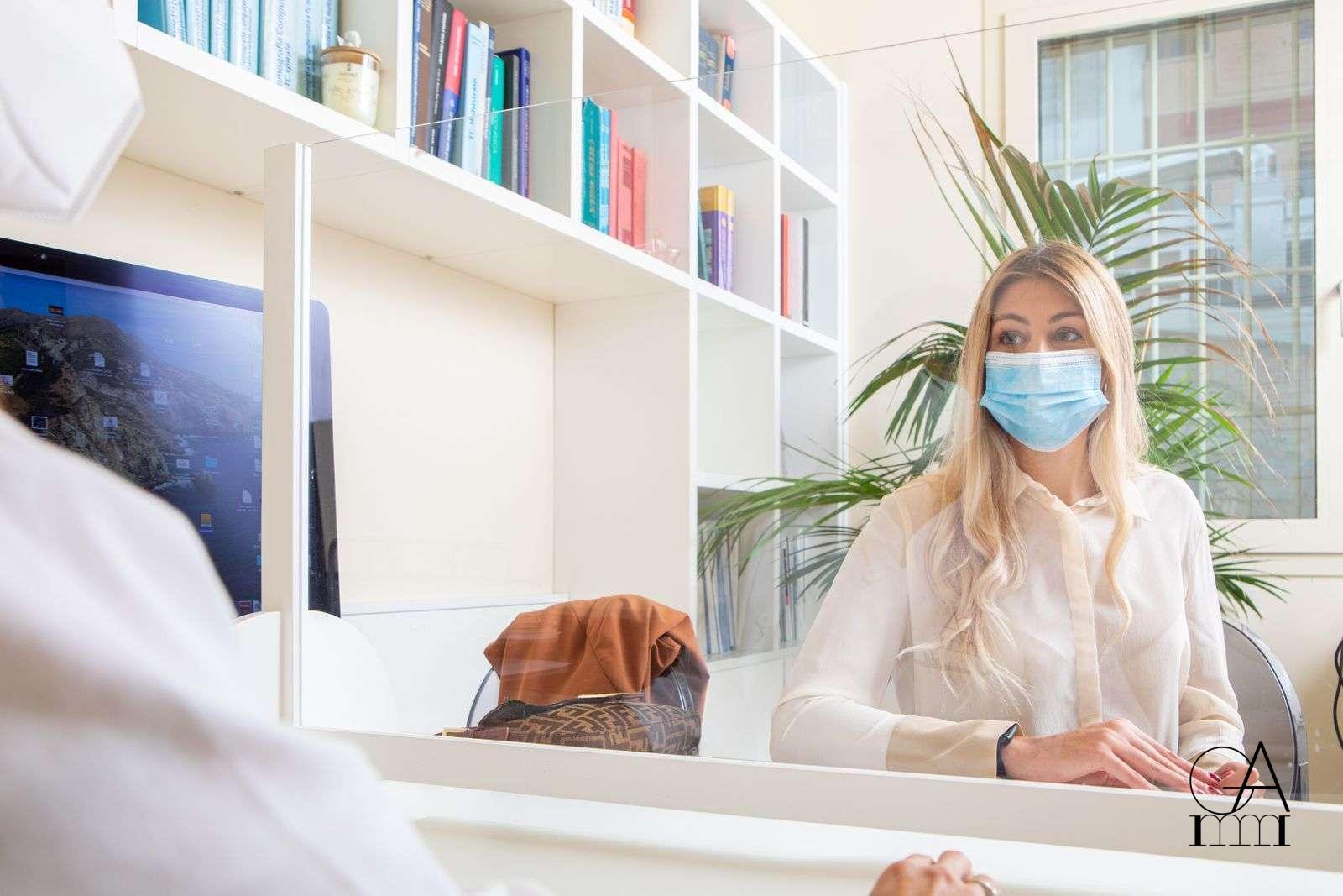 Studio Odontoiatrico Mariapina Alfano - Sezione Post Covid-19